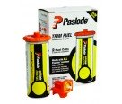 Paslode Quiklode Yellow Trim Fuel Cells - 2 Pack
