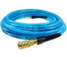 "Coilhose Flexeel 1/4"" x 50FT Air Hose w/fittings"