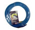 "Coilhose Flexeel 1/4"" x 25FT Air Hose w/fittings"